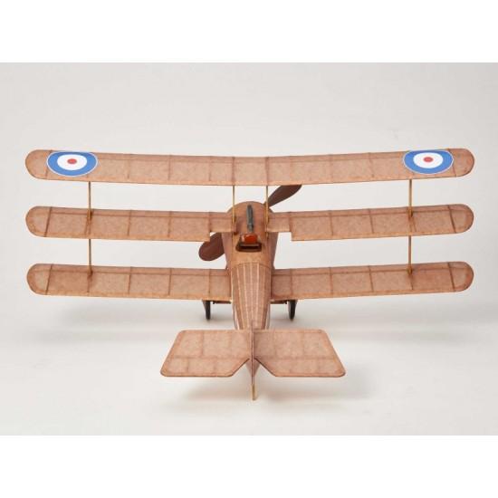 Aeromodel triplan Sopwith